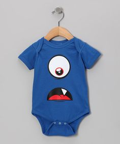 Take a look at this Navy Bob Bodysuit - Infant by Airwaves on #zulily today!
