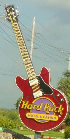 Hard Rock Hotel: Punta Cana