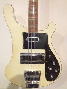 1978 Rickenbacker 4001 Bass Guitar #bassguitar