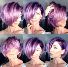 Love the cut and colour