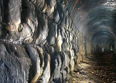 Ravenscar Tunnel by rikj, via Flickr