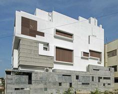 UMA GOPINATH RESIDENCE | Murali architects | Archinect