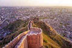 Jaipur- The Pink City. A travel diary.