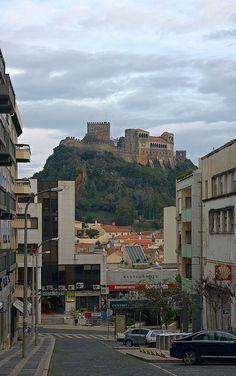 Castle of Leiria, Portugal