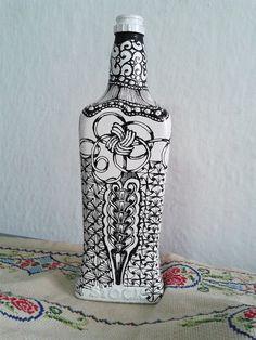 garrafa-2 - lado 2- tec.zentangle