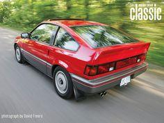 1985 Honda CR-X