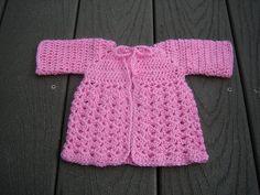 Little Pink Sweater by omlycrafts, via Flickr