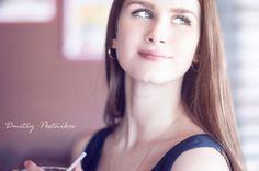Портрет девушки.Оля.(1)