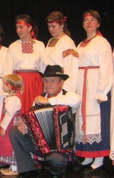 FolkCostume&Embroidery: Rekko costumes of the Karelian Isthmus and Ingria
