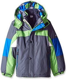 F.O.G. by London Fog Big Boys' Systems Coat with Printed Fleece Jacket *** More details @