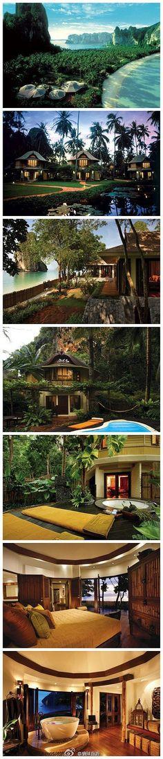 Rayavadee Krabi Resort, Thailand: