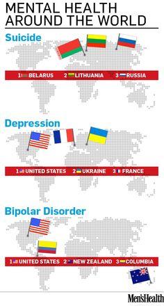 Mental health around the world. www.pfh.org
