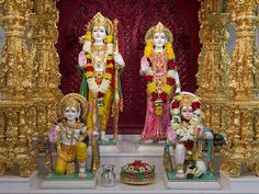BAPS Shri Swaminarayan Mandir - Robbinsville - Mandir Information Shri Ram Wallpaper, Lord Shiva Hd Wallpaper, Radha Krishna Wallpaper, Ganesh Images, Lord Krishna Images, Radha Krishna Pictures, Shri Hanuman, Shri Ganesh, Durga Maa