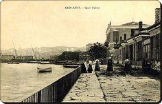 Kadıköy / Tübini rıhtımı - 1900'ler
