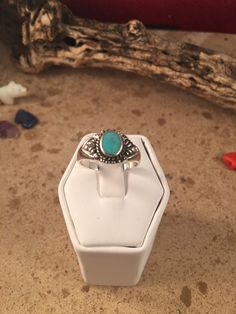 A personal favorite from my Etsy shop https://www.etsy.com/listing/267870463/valentine-sale-turquoise-sterling-silver