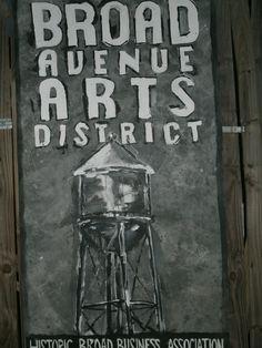 Broad Avenue Arts District
