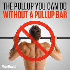 This looks bizarre, but it's especially good if you struggle with with the #pullup http://www.menshealth.com/deltafit/move-will-make-you-pullup-powerhouse?cid=soc_pinterest_content-fitness_july14_pullupwithoutabar