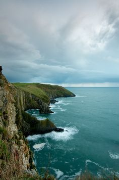 Old Head of Kinsale my favourite place in Ireland when I die I want to be cremated and my ashes scattered here