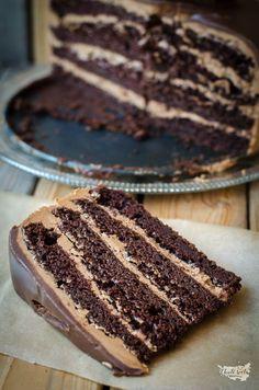 Cake Recipes, Dessert Recipes, Tiramisu, Oreo, Food And Drink, Birthday Cake, Cooking Recipes, Sweets, Snacks
