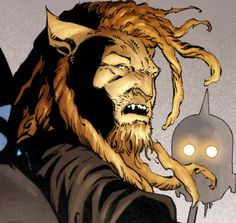 What about making Master curon a cathar?