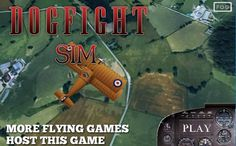 THE BEST OLD GAMES ONLINE FOR PC - DOGFIGHT SIM