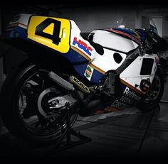 Honda nsr 500 rothmans Spencer