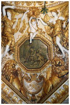 The Château de Vaux-le-Vicomte is a baroque French château located 55 km southeast of Paris. http://www.vaux-le-vicomte.com/