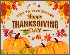 Happy Thanksgiving Day - Free Pictures, Animated GIFs, Ecards & images for friends and family. Thanksgiving Pictures For Facebook, Thanksgiving Quotes Images, Thanksgiving Verses, Happy Thanksgiving Wallpaper, Thanksgiving Day 2019, Thanksgiving Greetings, Happy Fathers Day Message, Happy Fathers Day Greetings, Happy Fathers Day Images