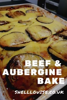 Someone in our group made this beef & aubergine bake and said it was lovely so I thought we'd give it a go. It's from the Take 5 Slimming World recipe book Slimming World Beef Recipes, Aubergine Recipe, Get Skinny, Baking Recipes, Good Food, Fun Food, Healthy Eating, Shell, Meals