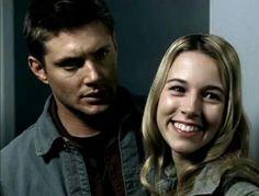 Husband And Wife Joke With Dean And Jo Dean Winchester, Alona Tal, Wife Jokes, Jensen Ackles, Husband, Fandoms, Supernatural Fandom, Geek, Board