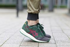 Asics Gel Saga Christmas Tree
