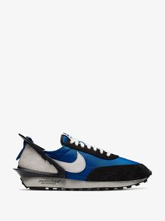 2d6a9c11 Nike X Undercover blue and black Daybreak sneakers | Browns