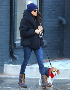Meghan Markle's Best Street Style Moments - December 9, 2016 from InStyle.com