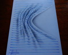 Jovem desenhista brasileiro faz incríveis desenhos 3D usando linhas 10658679 742482542483436 1262462295491174937 o 640x518