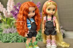 disney animator doll clothing | Suriya S. via flickr