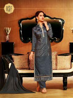 Party Wear Fancy Designer Salwar Kameez - http://member.bulkmart.in/product/party-wear-fancy-designer-salwar-kameez-3/