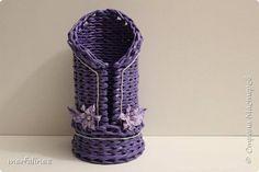 Поделка изделие Плетение В догонку к Новогодней гонке Трубочки бумажные фото 1