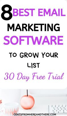 We bring you 8 of the best email marketing software services, to run successful email campaigns. Best Email Marketing Software, Affiliate Marketing, Way To Make Money, Make Money Online, Email Editor, Good Tutorials, Marketing Automation, Email Campaign, Email Templates