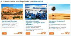Marruecos tiene mil cosas que ofrecerte, es uno de los grandes viajes y lo tienes solo a un paso... anímate a conocerlo con nuestros circuitos! Reserva en www.formigatours.com