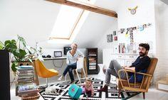 Julie Hérion <br /> et <br />Olivier Maquenne <br /> Léon 6 mois