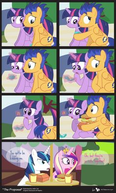 See more MLP Comic Blocks. Comic Block: A Mother's Day Surprise Imagenes My Little Pony, Princess Twilight Sparkle, Royal Princess, My Little Pony Comic, Little Poni, Mlp Fan Art, Mlp Comics, Mlp Pony, Lonely Heart