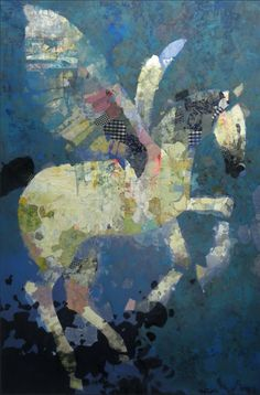 More equine art & inspirations: www.StajniaSztuki.pl  Author: Mark English