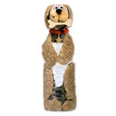 For this Dog Bottle Bank Water Bottle Craft, recycle a plastic into an adorable puppy and have it watch over your money. Recycled crafts for kids can help teach kids about the importance of helping the planet.