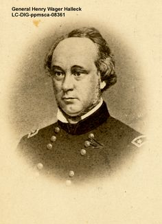 July 1862 Lincoln appointed Halleck General-in-Chief of all Union forces hoping his administrative skill would help in Washington https://play.google.com/store/books/details/Georgiann_Baldino_An_Imperfect_Union?id=sn-LCgAAQBAJ