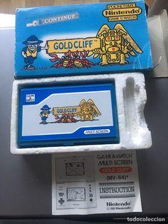 Gold cliff Game watch Nintendo - Foto 1