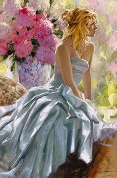 Richard S. Johnson 1939 ~ peintre impressionniste | Tutt'Art @ | Pittura * Scultura * Poesia * Musica |