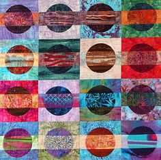 Textile Artist Mirka Knaster Pacific Moments Mirka Knaster interview: Intuitive and improvisational