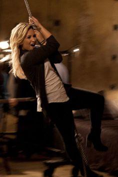 Demi Lovato on Glee :)) ffollow me on instagram: d_lovato1 love you xxxx