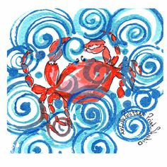 Feeling rather CRABBY that you had to leave the beach? #lilly5x5
