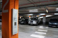Personalización interfonos Empark Parking, Interior Exterior